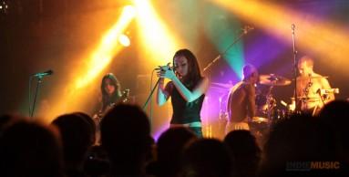 Sara Farina - Tricky Live