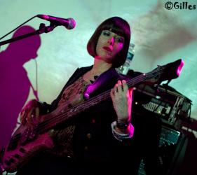 Sara Farina - Live Bass