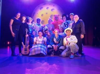 Sara Farina - Theatre Royal Stratford East